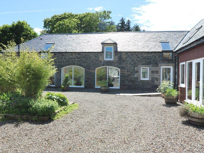 The Byres, Selkirk, vacation rental in Eskdalemuir