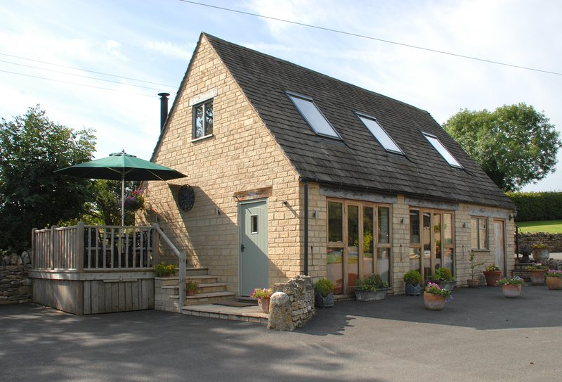 Sheepscombe Byre, vacation rental in Temple Guiting