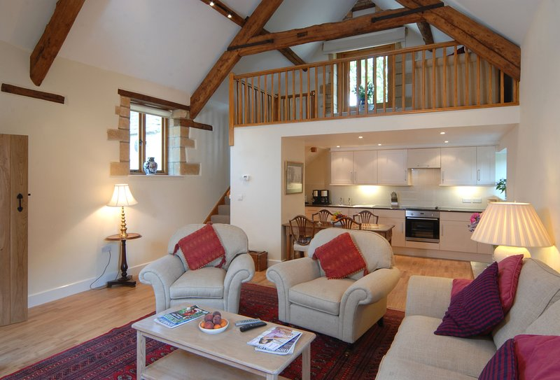 Nellie's Barn, vacation rental in Temple Guiting