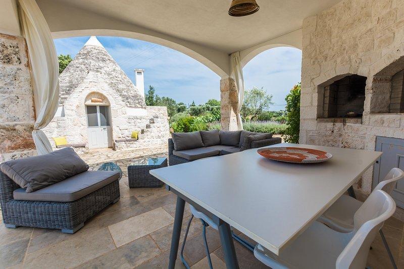 Trullo Petrelli | Trullo ... 16, holiday rental in Capece