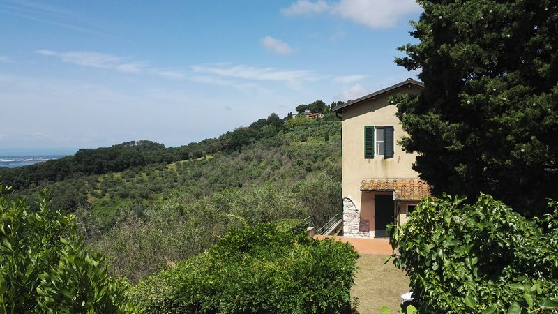Sky to sea cottage, vacation rental in Massaciuccoli