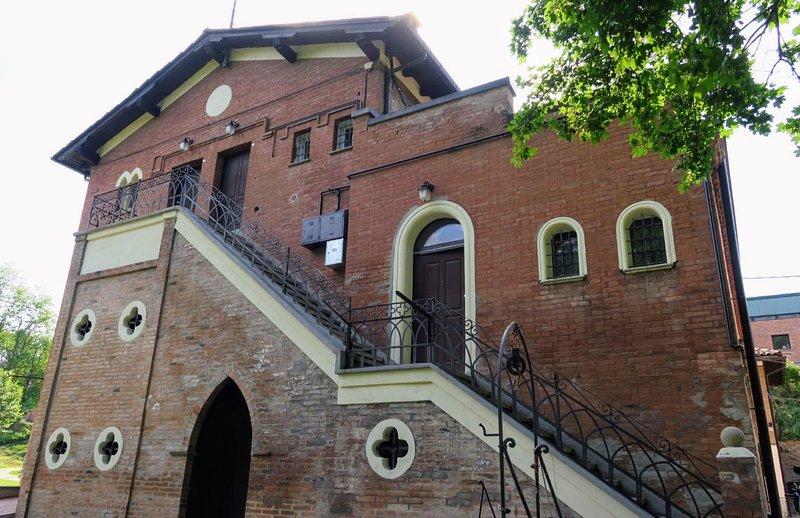 Borgo Sartoni Case vacanza appartamenti in affitto. Appartamento AL FIUME, vakantiewoning in Altedo