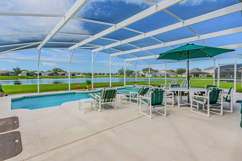 Luxury Home with Exceptional Games Room. 610, alquiler de vacaciones en Kissimmee