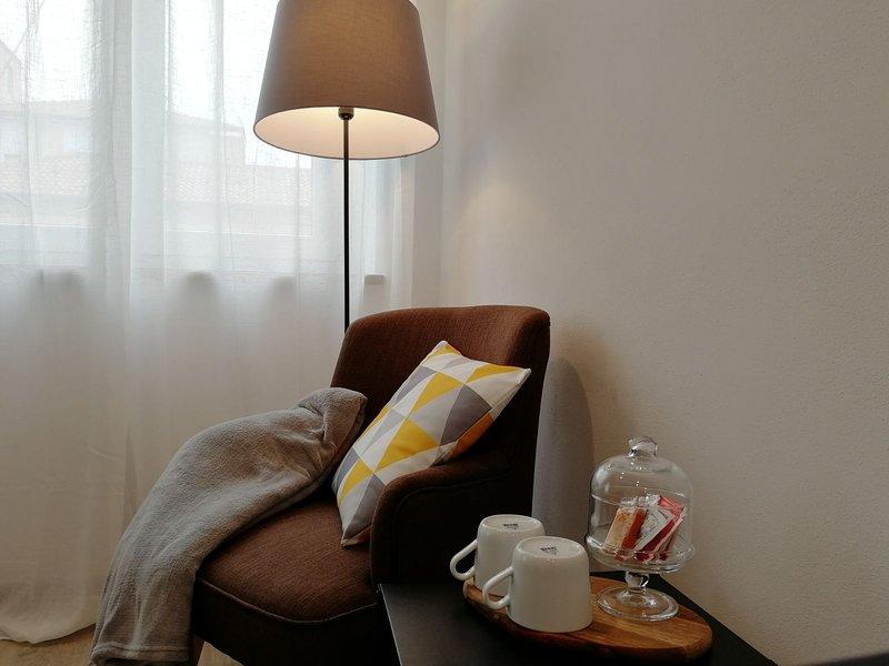Locazione Turistica ' Dal Degan' camere private con bagno, vacation rental in Montecchia di Crosara