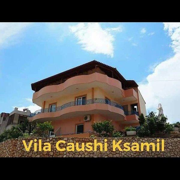 VILLA CAUSHI KSAMIL - Apartment 1+1, holiday rental in Ksamil