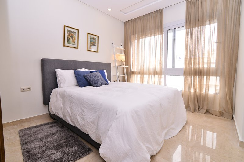 Wonderful studio in Casablanca center #43, holiday rental in Casablanca