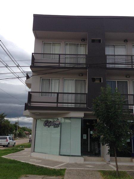 Alquileres Temporarios en Formosa. Soleo departamentos equipados para su confort, holiday rental in Litoral