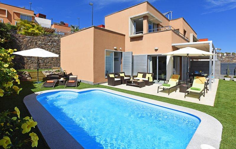 Salobre Vista Golf 23, vacation rental in El Salobre