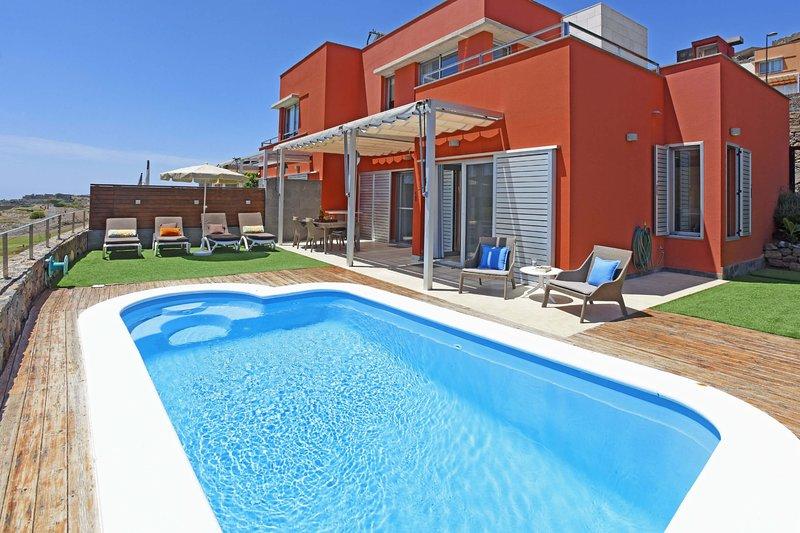 Salobre Vista Golf 26, holiday rental in Cercados de Espinos