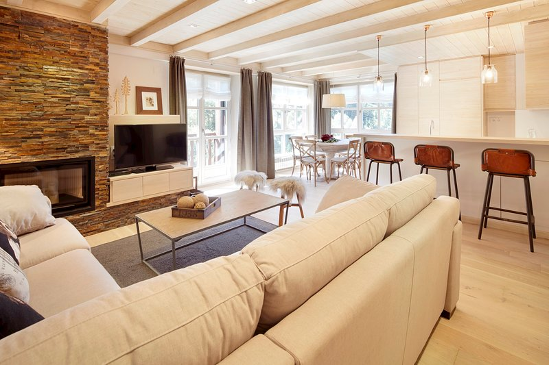 Val de Ruda Luxe 45 by FeelFree Rentals, holiday rental in Baqueira
