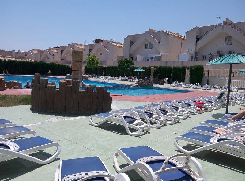 Villa/Chalet para familias en CASTALLA INTERNACIONAL (ALICANTE), holiday rental in Pedralba