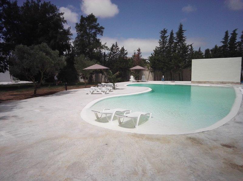 Chalet El Molino, holiday rental in Chiclana de la Frontera