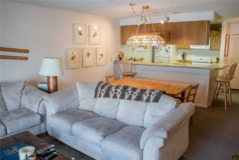 Habitat Condo A7, vacation rental in Ketchum