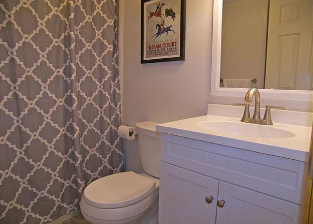 Salle de bain inférieure