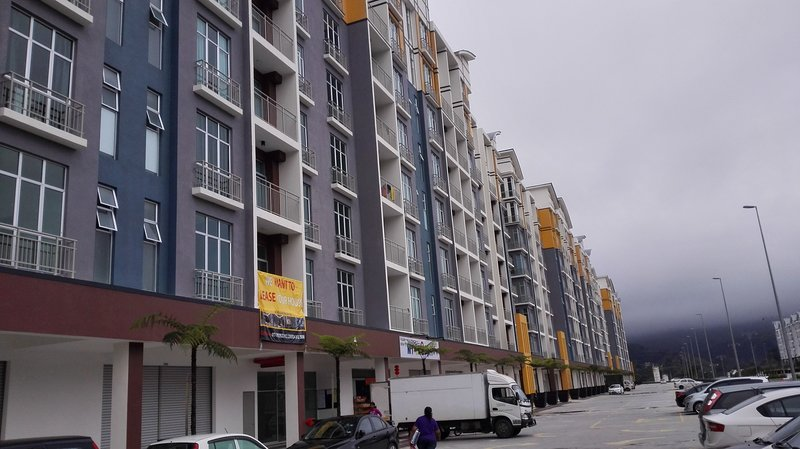 Mariana Barrington Square goldenhill aparment Tanah Rata-Cameron Highlands, vacation rental in Kampar District
