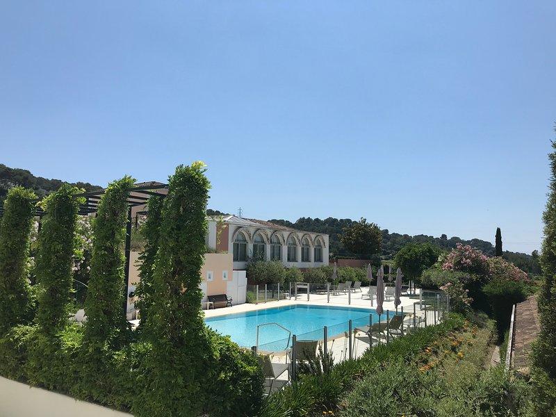 Quiet Swimming Pool