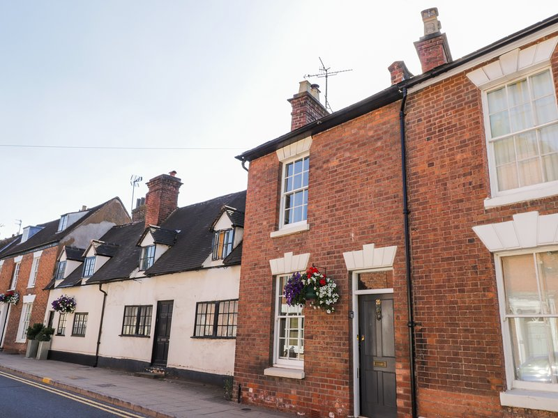 20 ST NICHOLAS CHURCH STREET, Grade II listed, in Warwick, holiday rental in Warwick