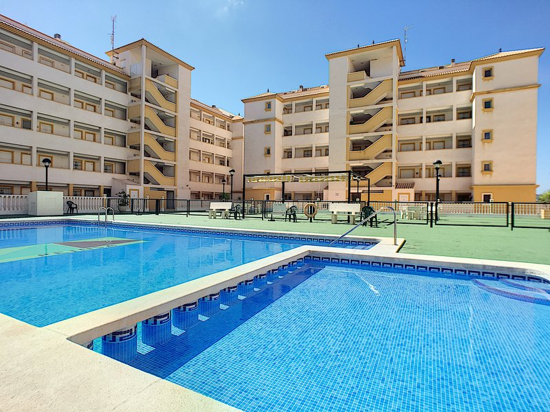 Ribera Beach 1 - 3107-1, holiday rental in Mar de Cristal