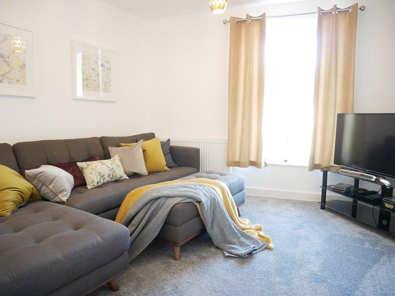 Luxury 4 Bedroom Penthouse in Heart of Ulverston, casa vacanza a Bardsea