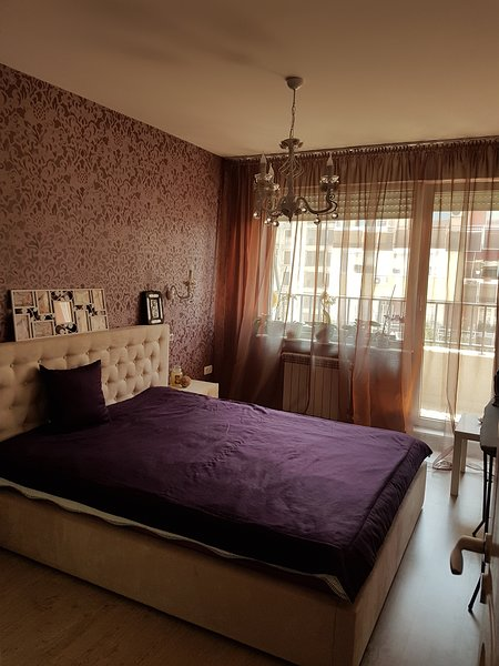 5* Luxury apartment, holiday rental in Ruse