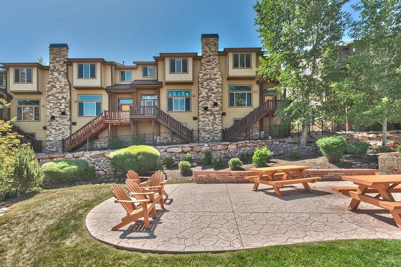 Park City Bear Hollow Haven - 3 habitaciones, 3.5 baños - para 11 personas - Jacuzzi privado