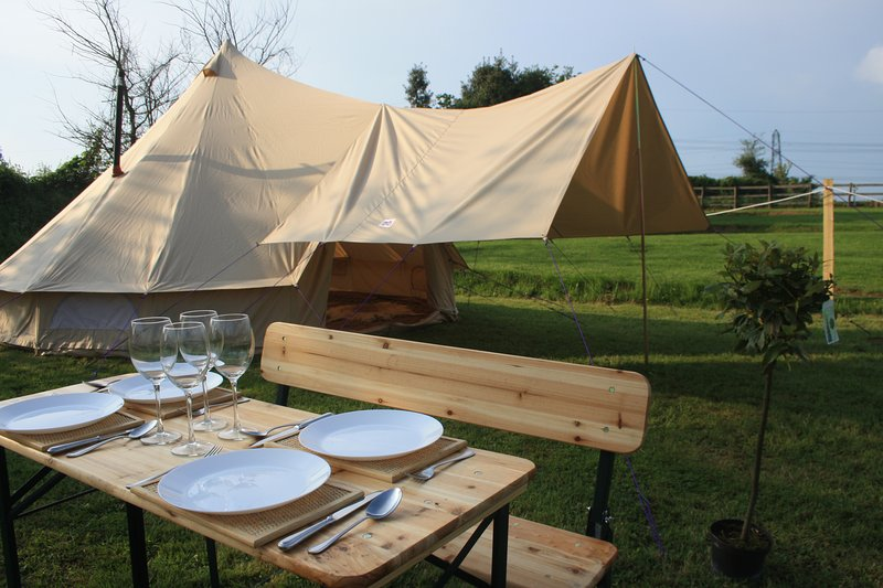 Greenacres Glamping, vacation rental in Weston under Penyard