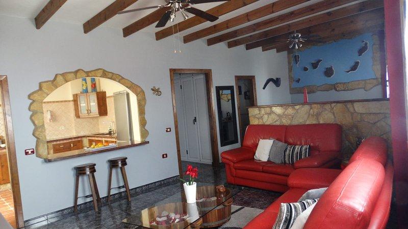Casa Vacacional Ingenio, holiday rental in El Burrero