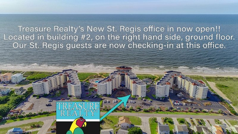 Treasure Realty's New St. Regis Office