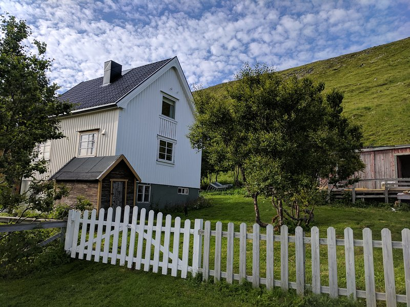 North Cape Lodge, holiday rental in Northern Norway