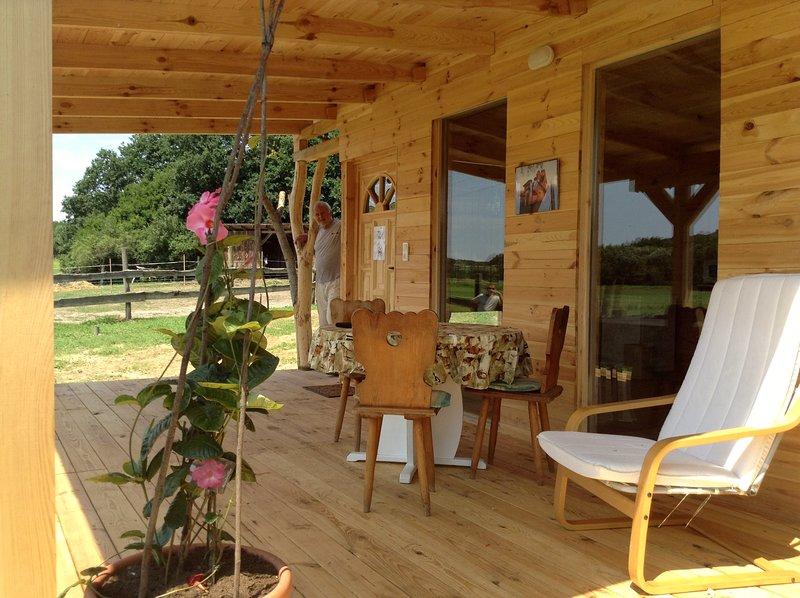 La Cajiba, casa vacanza a Transdanubio Occidentale