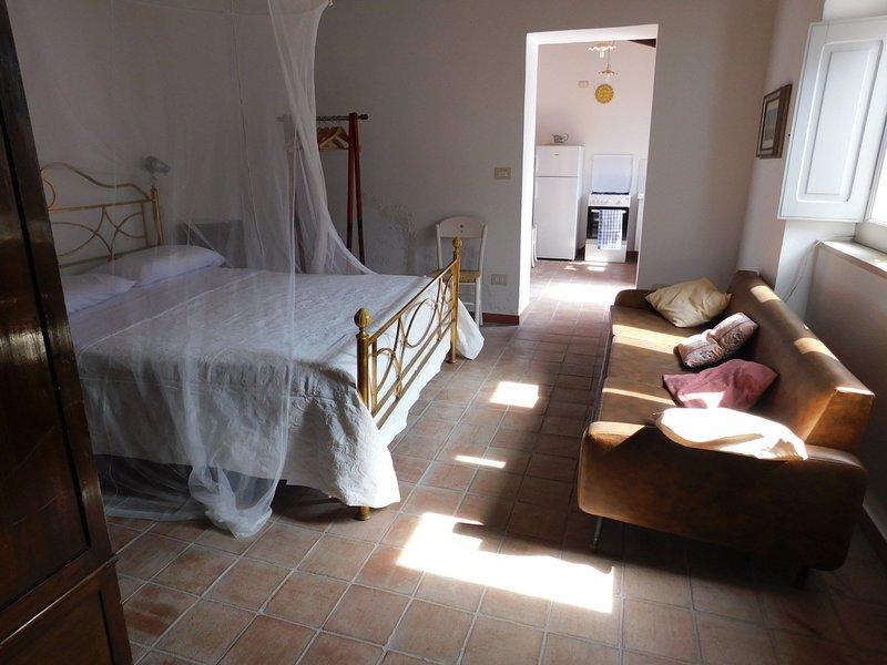 Il Casale di Brigandì - Scorza, holiday rental in Monforte San Giorgio