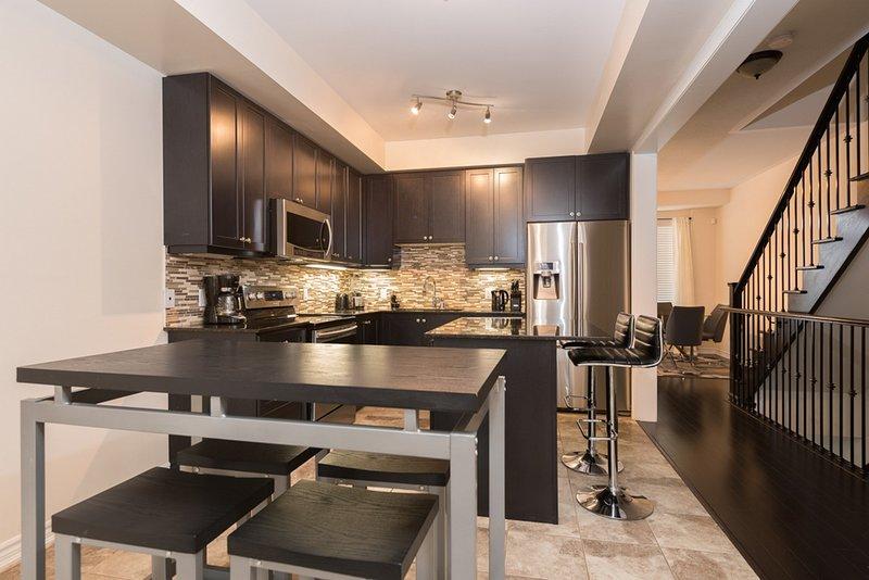 Luxury House To Rent In Brampton Toronto Has Wi Fi And
