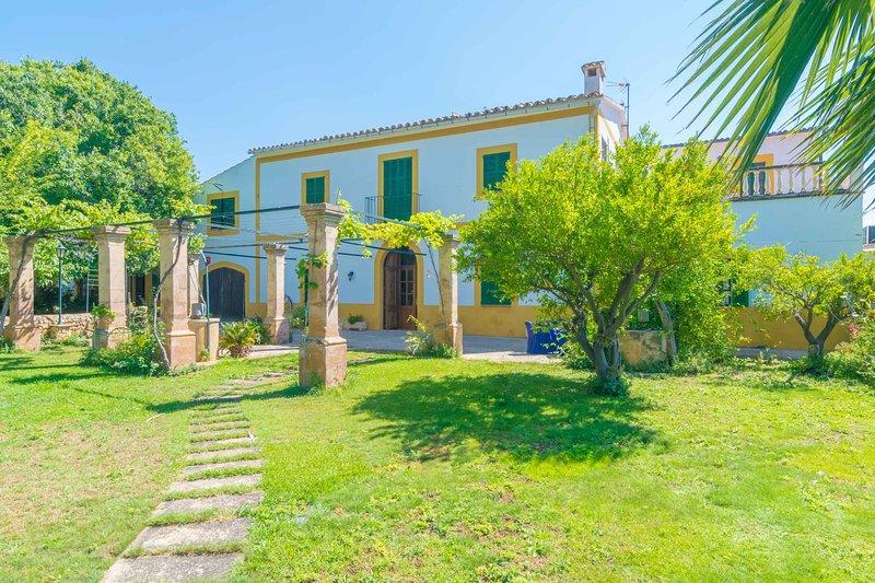 FINCA SON AMORA (ES NINS) - Apartment for 2 people in Son Ferriol, location de vacances à Ciudad Jardin