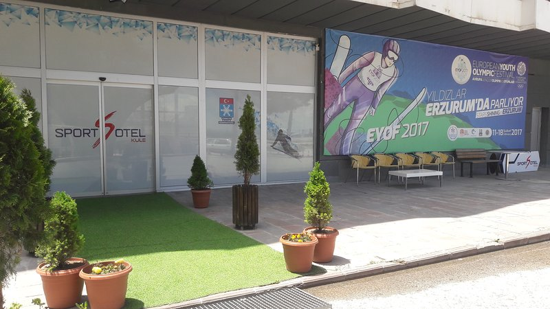 Sport Otel Kule, holiday rental in Erzurum