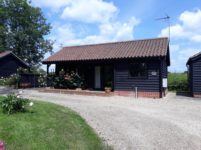 Rose Chalet, holiday rental in Framlingham