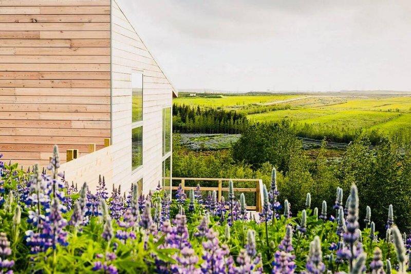 Blueberry Hills Villa 15 min from center, location de vacances à Mosfellsbaer