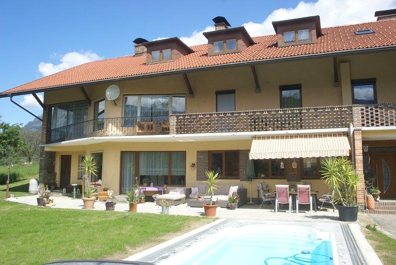 Ferienwohnung ' Bergblick ', vacation rental in Kolbnitz