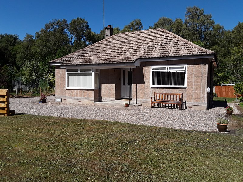 Strathalban Cottage, vacation rental in Archiestown