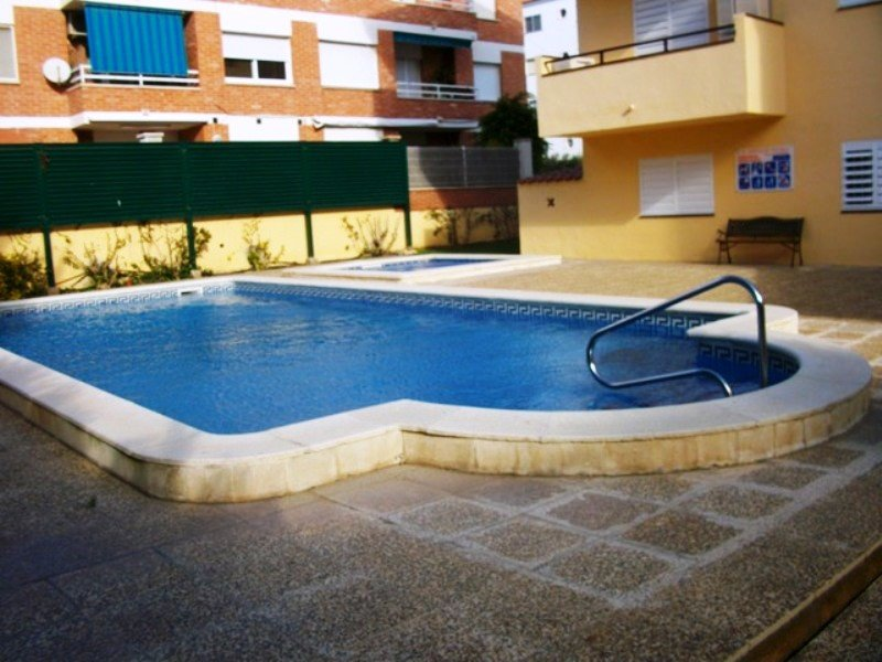 00322-BONITO APARTAMENTO A 50 M. DEL PUERTO, vacation rental in L'Hospitalet de l'Infant