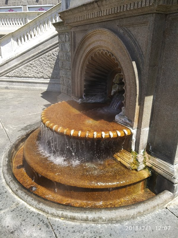 Casa Antiche Terme, La Fontana La Bollente, sulfuresalsobromojodica water at 75 ° warmest in Europe.