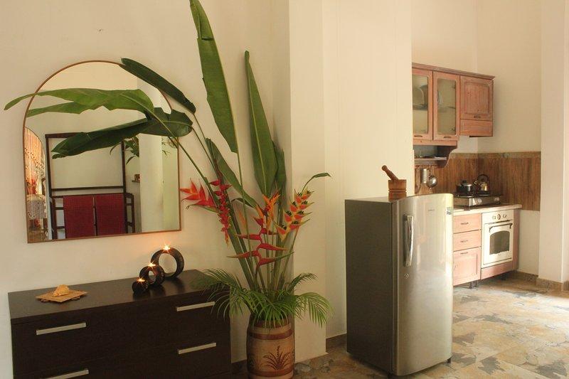 Dionis Villa: Dharma apartment, aluguéis de temporada em Unawatuna