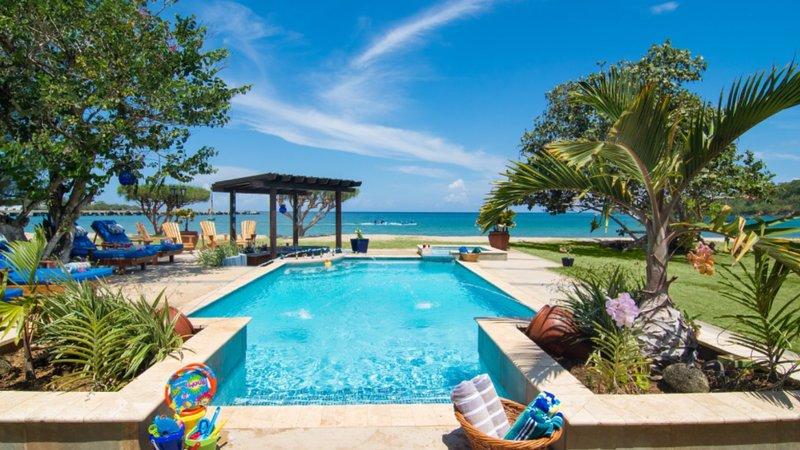 Sandpebbles.... 50 Paces to Tranquility, location de vacances à Bengal
