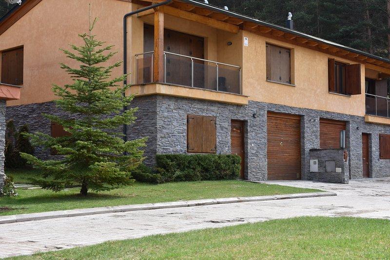 Espetacular casa en la Molina para 8 Personas, alquiler vacacional en La Molina
