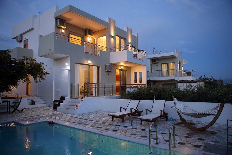 Euphoria south crete villas - Thalassa, holiday rental in Achlia