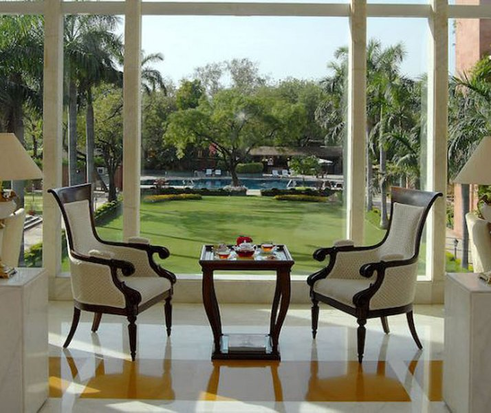 Taj View Penthouse (Guesthouse Room 5), Ferienwohnung in Agra