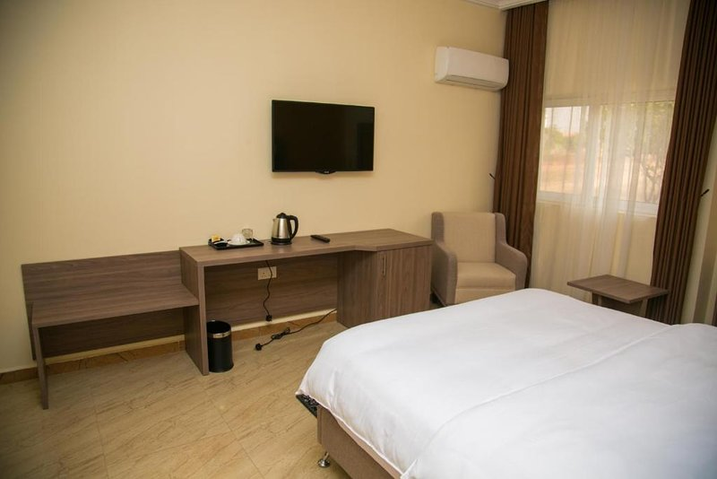 THE CONSORT SUITES (Junior Suite 2), alquiler de vacaciones en Abuja