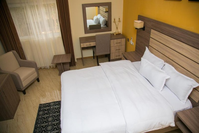 THE CONSORT SUITES (Deluxe Single Room 7), alquiler de vacaciones en Abuja