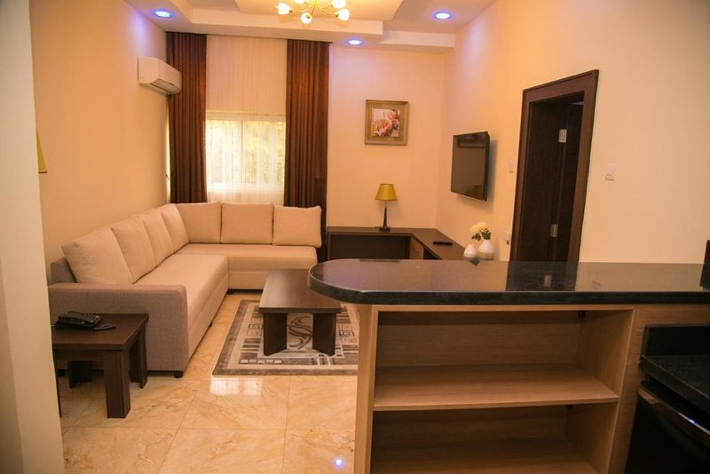 THE CONSORT SUITES (Deluxe Single Room 6), alquiler de vacaciones en Abuja