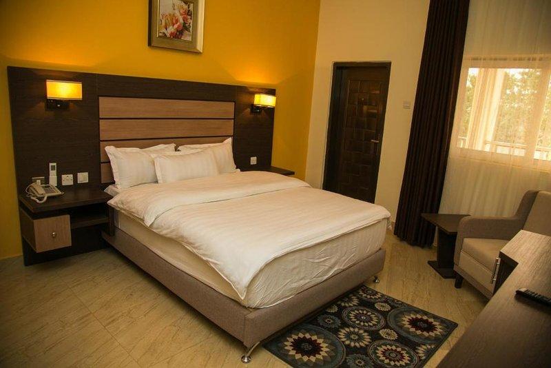 THE CONSORT SUITES (King Suite 1), alquiler vacacional en Abuja