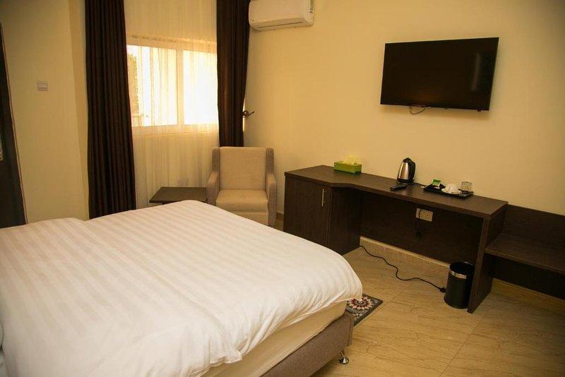 THE CONSORT SUITES (Deluxe Double 1), alquiler de vacaciones en Abuja